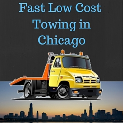 Low Cost Cheap Towing in Chicago