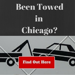 Find out if your car has been towed by the City of Chicago and other common towing questins in Chicago
